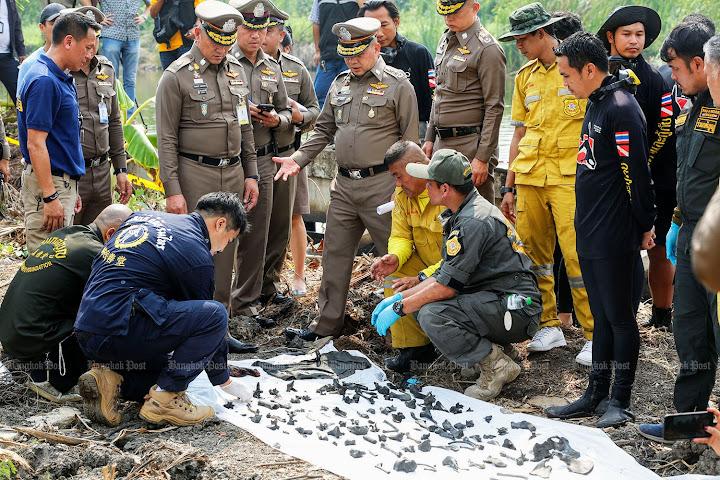 ВБангкоке нашли множество человеческих останков, спрятанных вгородском пруду — Thai Notes