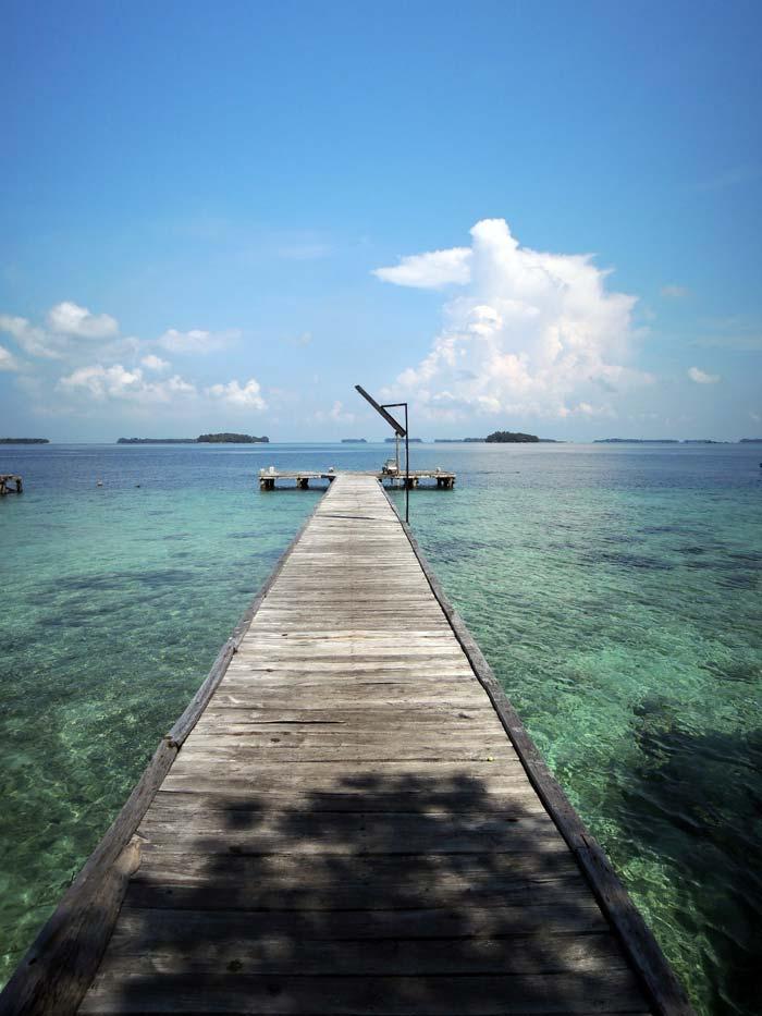Pulau Terindah di Pulau Seribu Jakarta