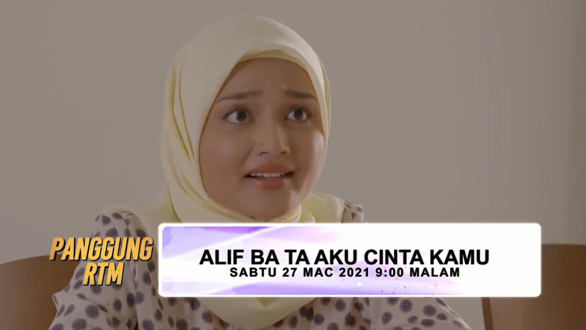 Pelakon Alif Ba Ta Aku Cinta Kamu 2