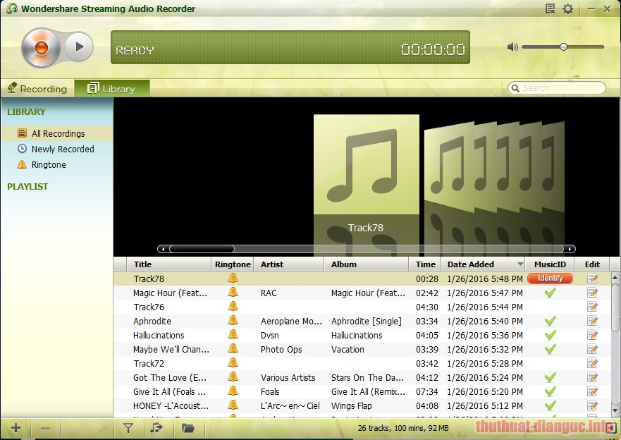 Download Wondershare Streaming Audio Recorder 2.3.11.1 Full Crack