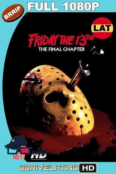 Viernes 13 Parte 4: El Último Capítulo (1984) BRRip 1080p Latino-Ingles MKV