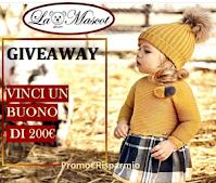 La Mascot : vinci gratis un buono shopping da 200 euro