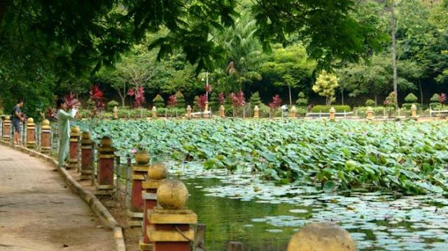 Taman Teratai, Sekupang