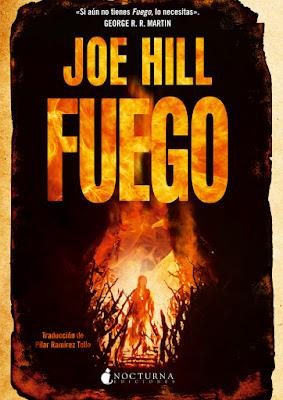 Reseña libro: Fuego