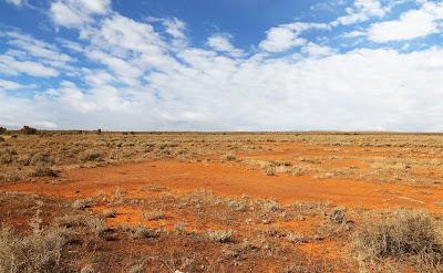 The Outback Gurun Merah Australia