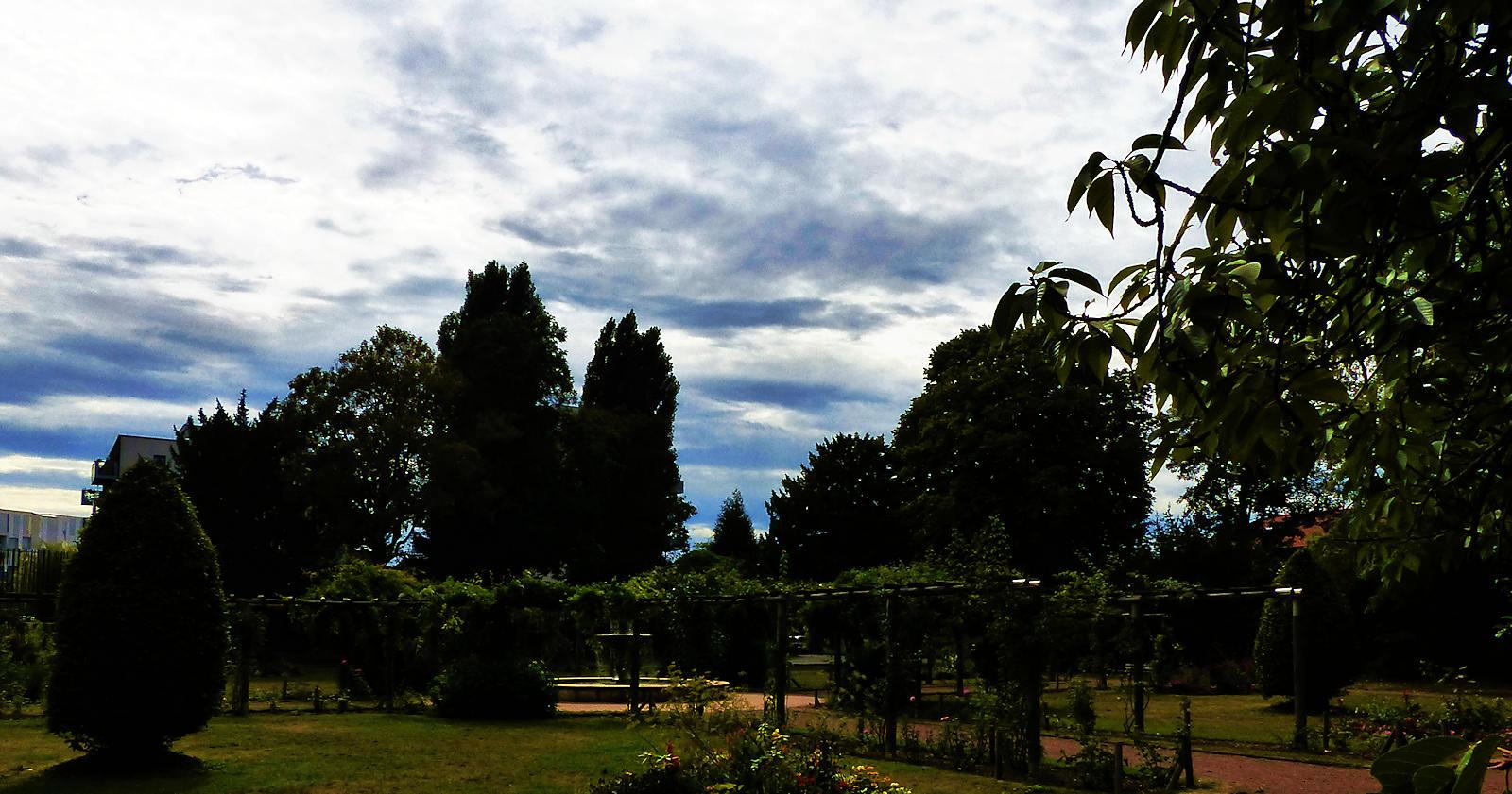 Tourcoing, Jardin botanique