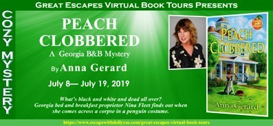 Upcoming Blog Tour 7/19/19