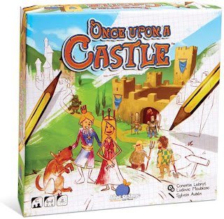 How to play  Once Upon a Castle
