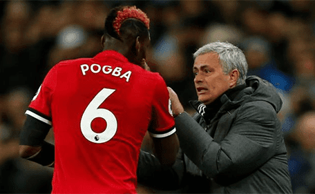 Paul Pogba merasa tak cocok dengan strategi Jose Mourinho di Manchester United