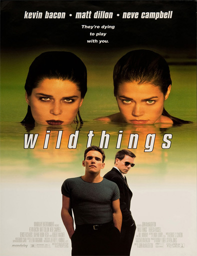 Ver Criaturas salvajes (Wild Things) (1998) Online