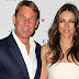 Elizabeth Hurley has confirmed rumors of a break with the groom