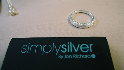 SimplySilver by Jon Richard