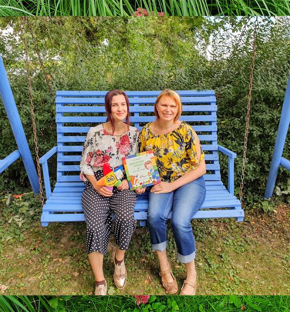 Bloggerin Anna Pianka und Elterncoach Olga Müller