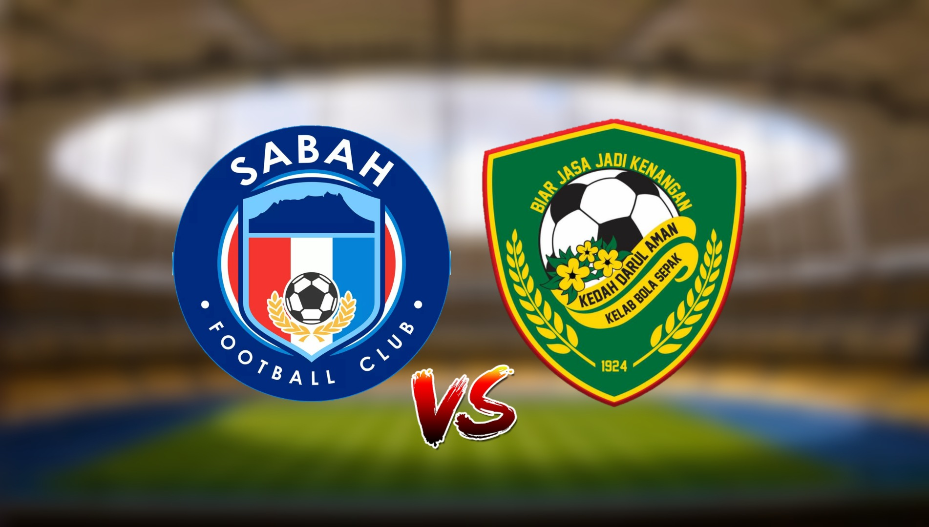 Live Streaming Sabah FC vs Kedah Darul Aman FC Liga Super 8.5.2021