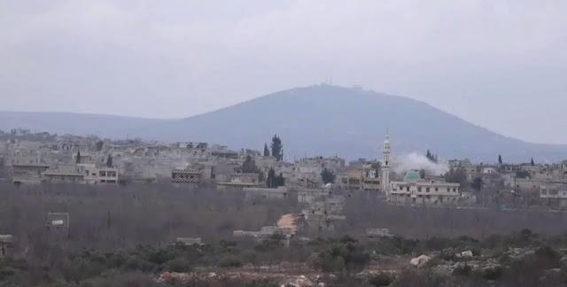 Σκληρές επιθέσεις ρωσικών μαχητικών κατά των Τούρκων στη Συρία…