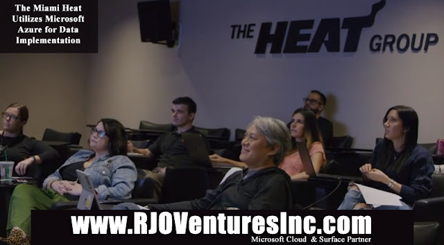 The HEAT Group - Miami Heat - Microsoft - RJO Ventures Inc