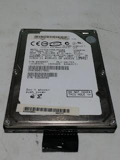 Jual HARDDISK 80 GB SATA Bekas
