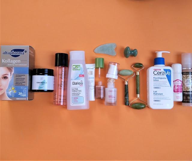 Hautpflege Produkte Lieblinge Blogger
