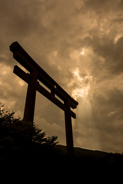 Oyunohara Torii :: Canon EOS5D MkIII | ISO200 | Canon 24-105@24mm | f/9.0 | 1/1600s