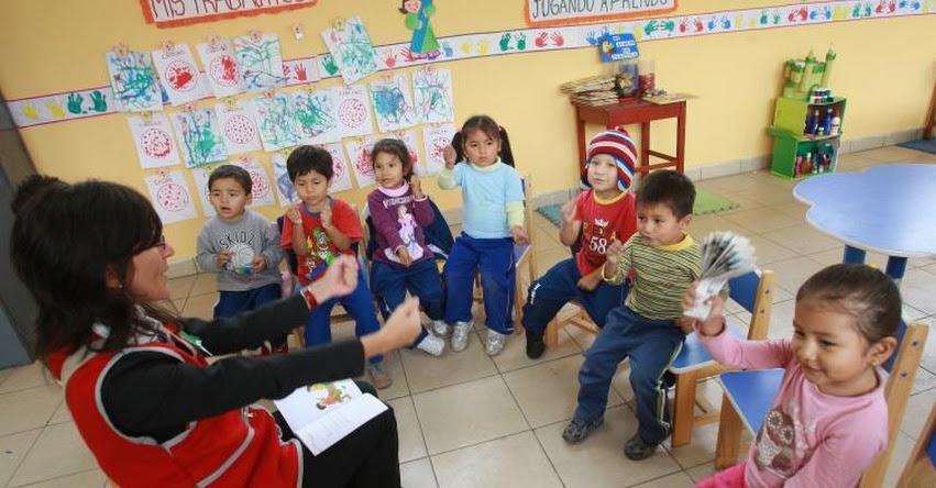 Educación Inicial no es etapa para aprender a leer y escribir - MINEDU