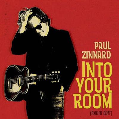 Noticia. Nueva canción de Paul Zinnard con título 'Into your room'