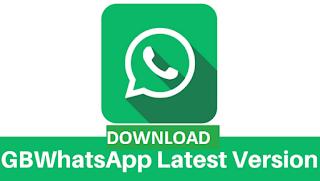 Download GB WHatsapp APK lastes version