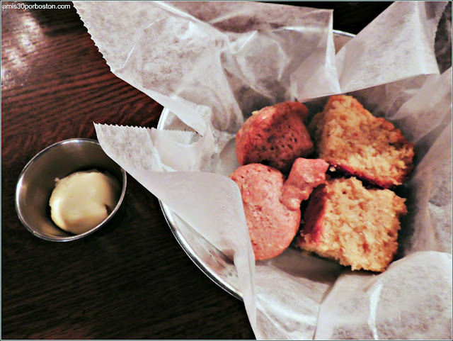 Brunch en Temple Bar: Cornbread