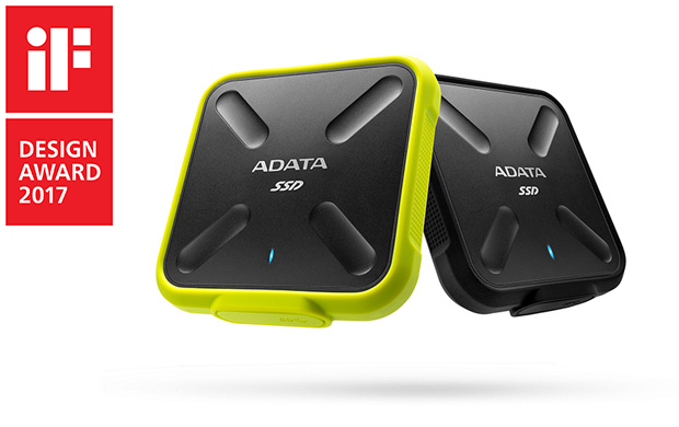 ADATA SD700 Durable External 3D NAND SSD