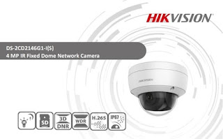 IP Camera HIKVISION DS-2CD2146G1-I 2.8mm