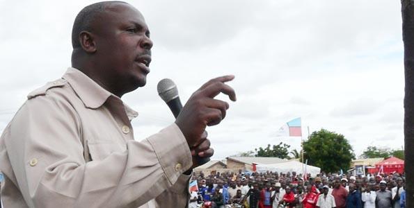 Mbunge wa Tarime, John Heche(CHADEMA) Aachiwa kwa Dhamana