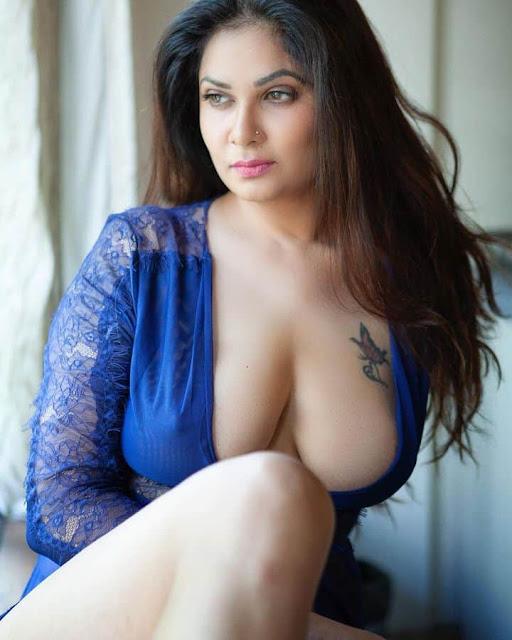 Aabha Paul Big Boobs Images
