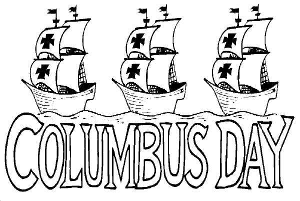 Columbus Day Wishes Images