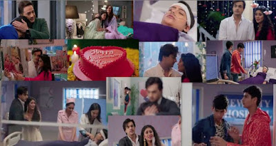 "Yeh Rishta Kya Kehlata Hai Episode 6th February 2019 Written Update "" Naira-Kartik's Romantic Anniversary Luv-Kush Reaches to Trisha"