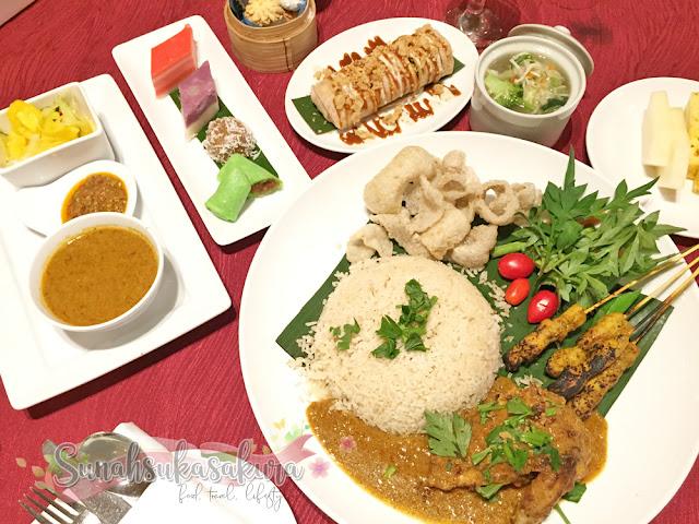 Nasi Serai Wangi Ayam Percik RM48 per person