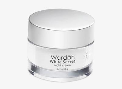 review dan harga Wardah cream siang malam