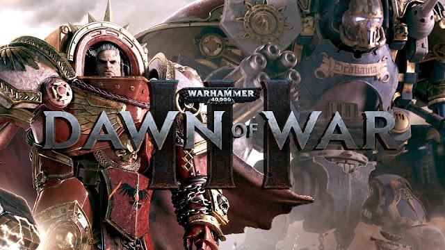 تحميل لعبة dawn of war 3 برابط مباشر