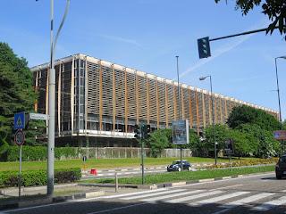 Palazzo del Lavoro Torino