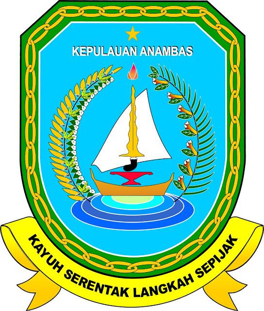 Logo | Lambang Kabupaten Kepulauan Anambas
