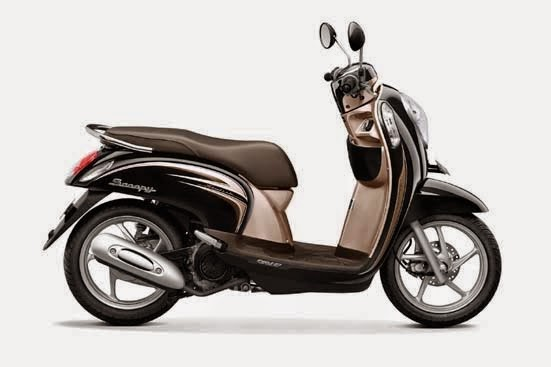 Honda Scoopy FI Stylish