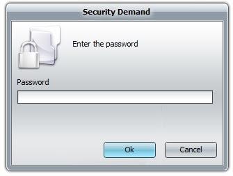 password box