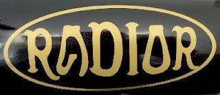 RADIOR logo moto-bici