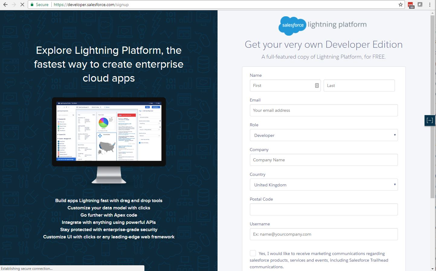 The Simon Lawrence Application Development Blog