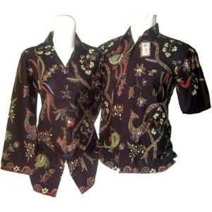 Club Line Model Baju Batik Modern Terbaru Paling Bagus