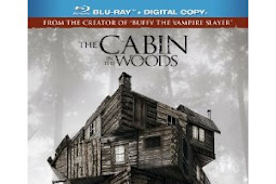 New Release The Cabin In The Woods Blu-ray