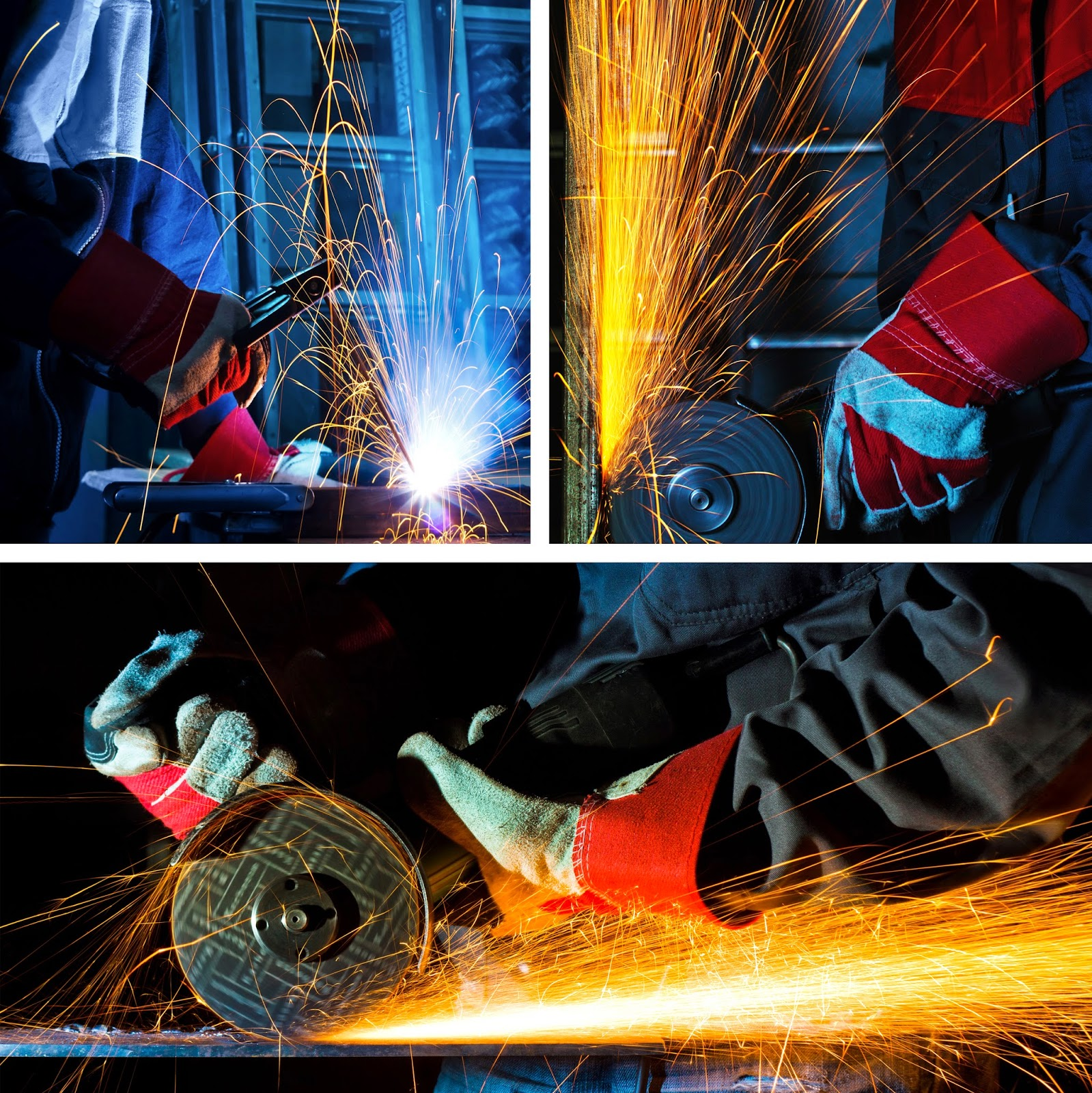 Metal fabrication welder - ensure quality product