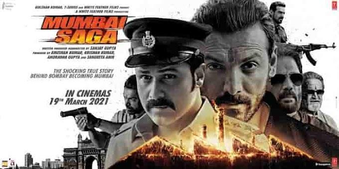 Mumbai Saga Full HD Free Download Online on Filmyzilla  Filmywap