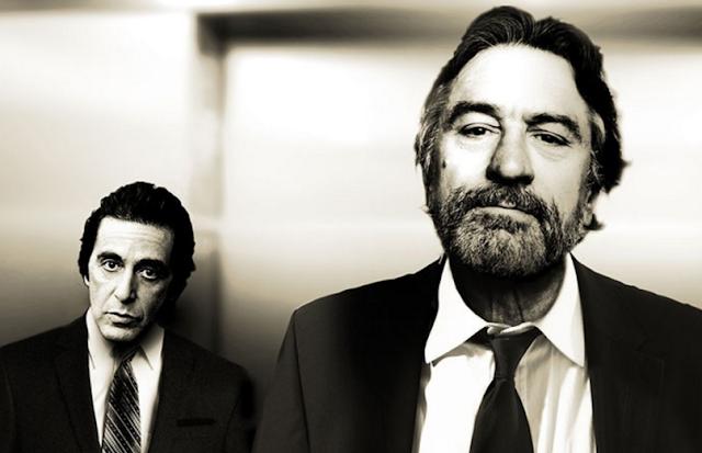 Al Pacino, Robert De Niro