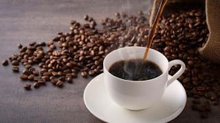 cup of Java atau secangkir Jawa.
