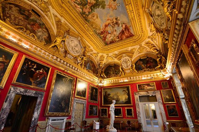 Salle de Vénus Palazzo Pitti