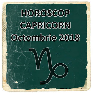 HOROSCOP CAPRICORN octombrie 2018 previziuni astrologice
